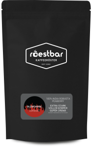 "Roestbar 100% Robusta ""Oldschool"" - Peaberry"